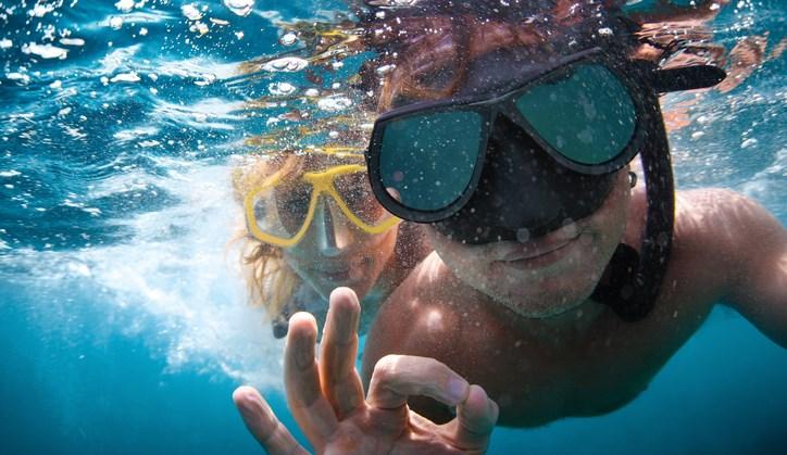 Zwemmen als je een been moet missen afbeelding nieuwsbericht