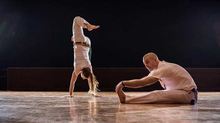 Capoeira zonder benen of met een prothese? Geen probleem! afbeelding nieuwsbericht