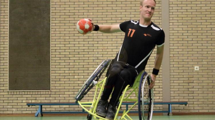"""Martijn (26, spina bifida): """"Ik werd chagrijnig toen ik niet meer sportte"""" afbeelding nieuwsbericht"""