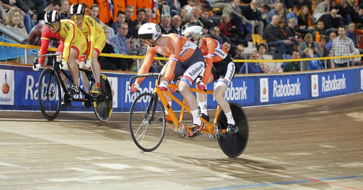 Libéma Profcycling geeft para-cycling een platform afbeelding nieuwsbericht