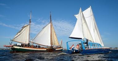 Afbeelding Neem het roer in eigen handen tijdens een zeilvakantie van SailWise!