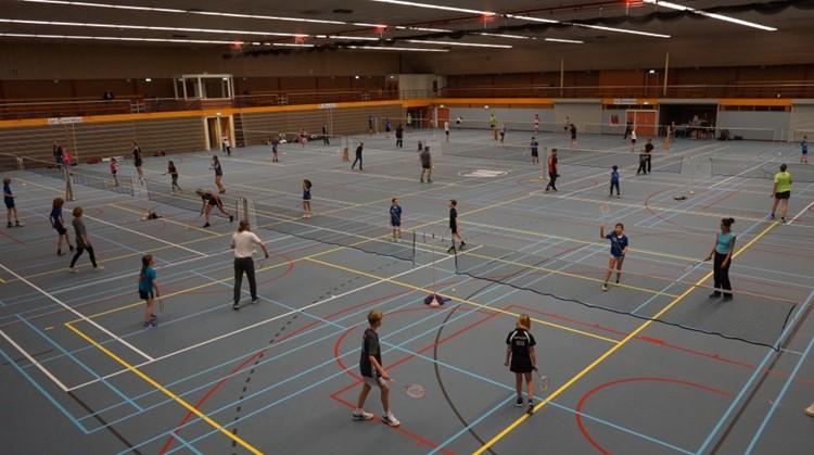 """""""Bij Badminton Club Mariken vindt iedereen het leuk om bij de club te horen"""" afbeelding nieuwsbericht"""