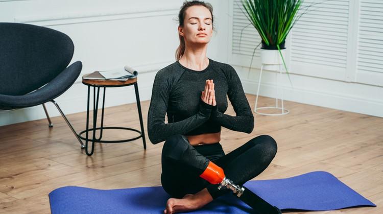 Met yoga kan iedereen ontspannen afbeelding nieuwsbericht