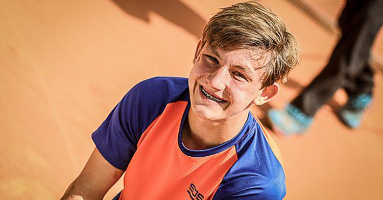 """Niels Vink (15): """"Hoezo vindt iedereen het zo knap wat ik doe?"""" afbeelding nieuwsbericht"""