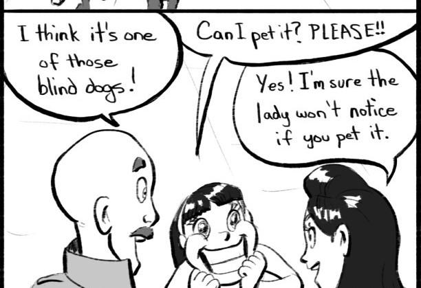Een hulphond is toch echt iets anders dan een blindengeleidehond afbeelding nieuwsbericht