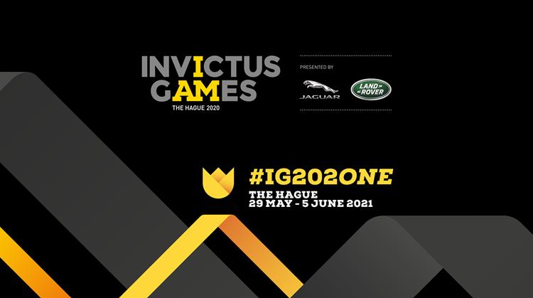Nieuwe datum Invictus Games 2021 bekend afbeelding nieuwsbericht