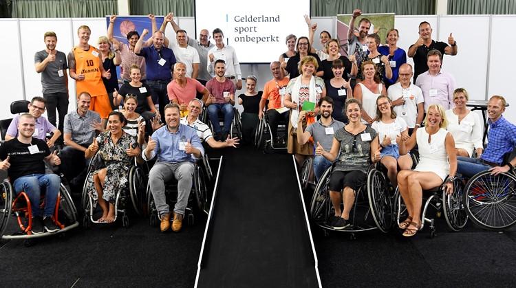 Partners Gelderland sport onbeperkt zetten in op samenwerking afbeelding nieuwsbericht