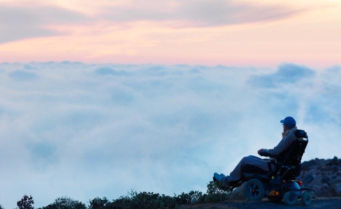 Evan vertelt over zijn grootste avontuur in een rolstoel afbeelding nieuwsbericht