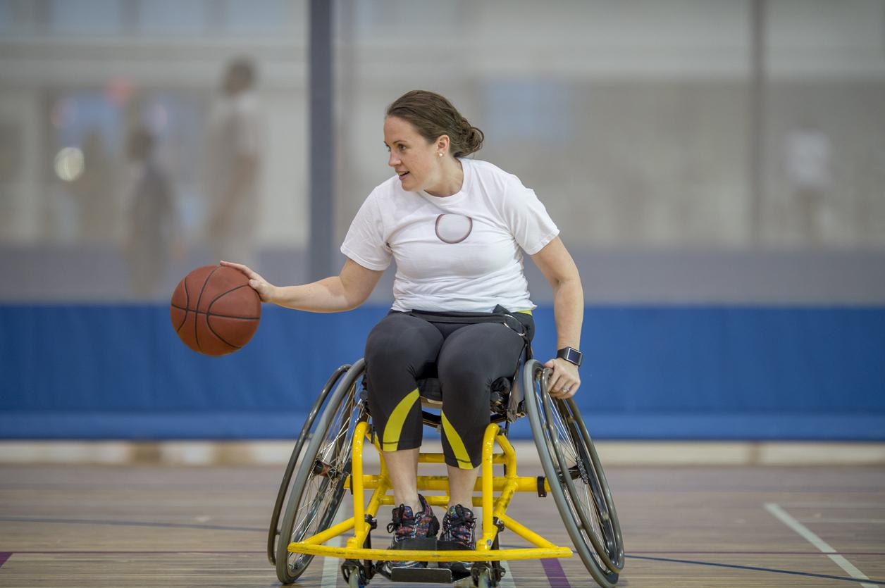 Foto rolstoelbasketbal 2