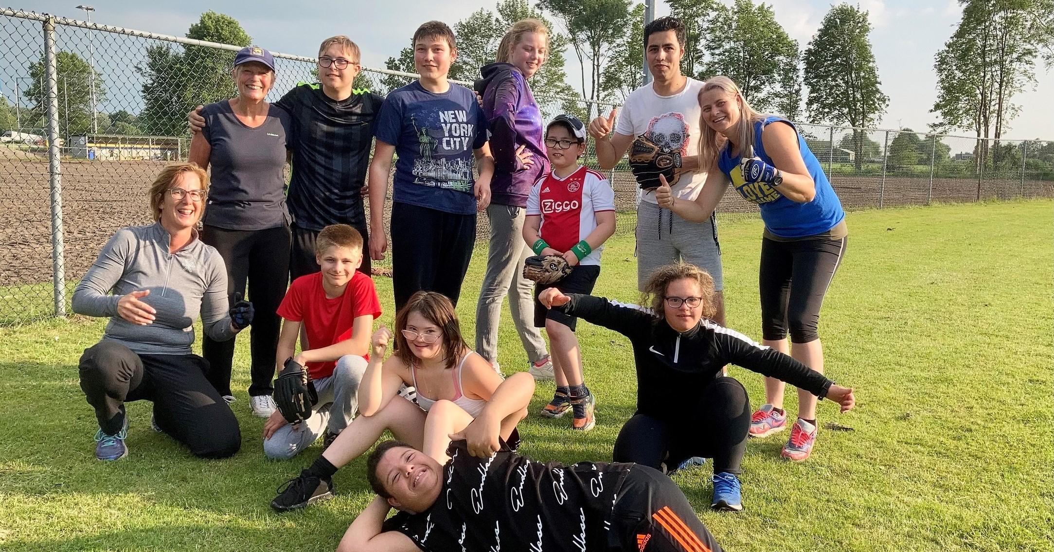 Afbeelding Project G-honkbal Hilversum Hurricanes geslaagd!!