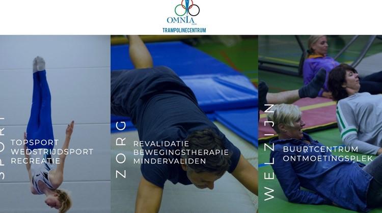 Kom g-trampolinespringen bij SV Omnia in Kudelstaart afbeelding nieuwsbericht