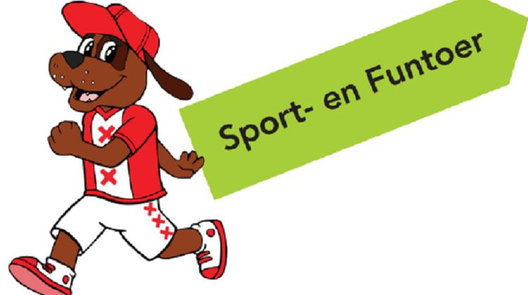 Dinsdag 19 oktober Sport- en funtoer in sporthal Zeeburg voor kinderen met een beperking  afbeelding nieuwsbericht