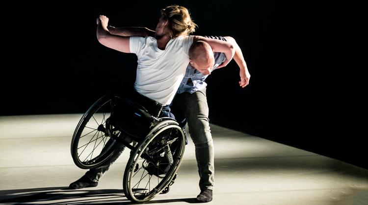 3 t/m 5 november DanceAble met o.a. workshops en trainingen bij Spui, Den Haag afbeelding nieuwsbericht