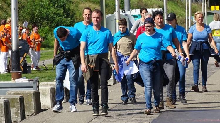 CZ Tilburg Ten Miles Wandeltochten afbeelding nieuwsbericht