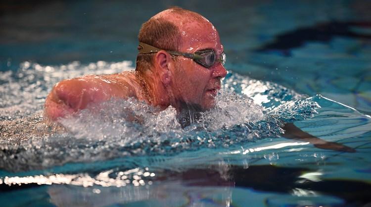 Zwemclinic tijdens het Open Nederlands Kampioenschap korte baan in Hoofddorp afbeelding nieuwsbericht
