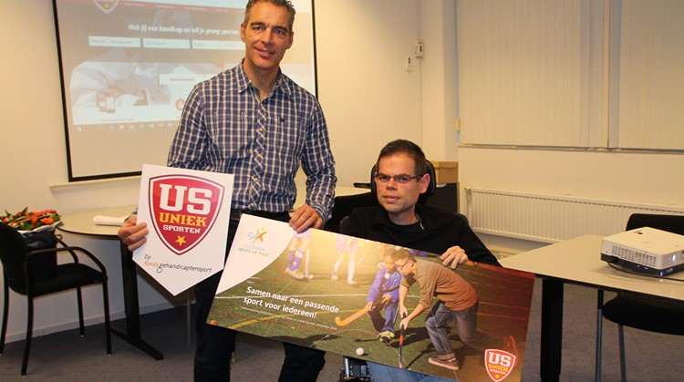 Rotterdam Sport op Maat bundelt krachten met Uniek Sporten afbeelding nieuwsbericht