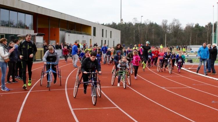 Uniek Sporten Stedenontmoeting Atletiek afbeelding nieuwsbericht