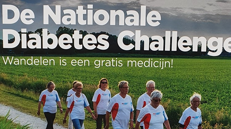 Schrijf je in voor de Diabetes Challenge in Doesburg afbeelding nieuwsbericht