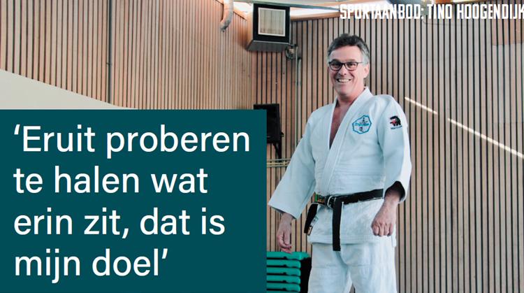 Fit Vlaardingen verhalen deel 3 Tino Hoogendijk afbeelding nieuwsbericht