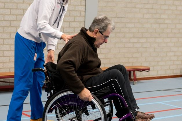 """Cursus """"Sporten met een rolstoel"""" afbeelding agendaitem"""