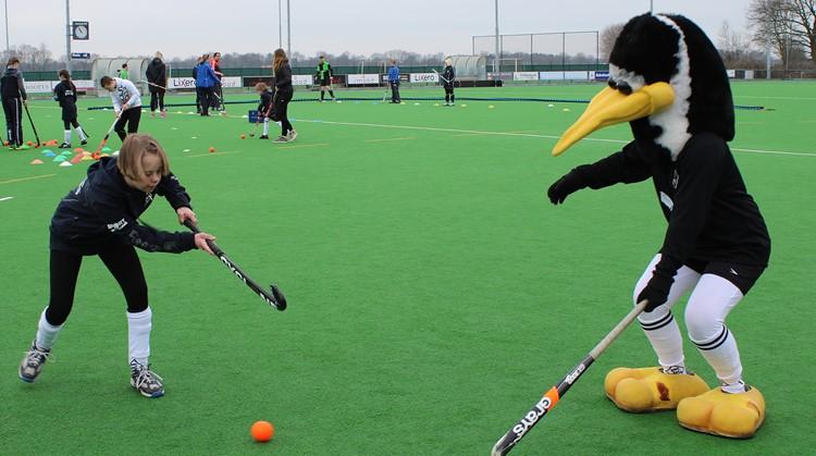 G-Hockey bij M.H.C. Deurne! afbeelding nieuwsbericht