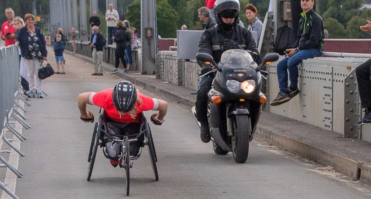 Bridge to Bridge 2018, handbikers en wheelers schrijf je in! afbeelding nieuwsbericht