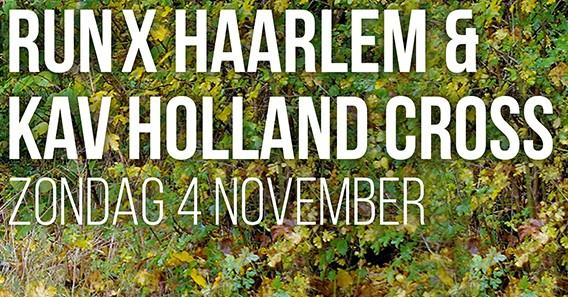 RunX Haarlem & KAV Holland cross afbeelding nieuwsbericht