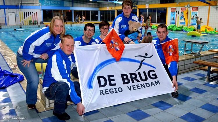 De zwemmers van De Brug gaan internationaal! afbeelding nieuwsbericht