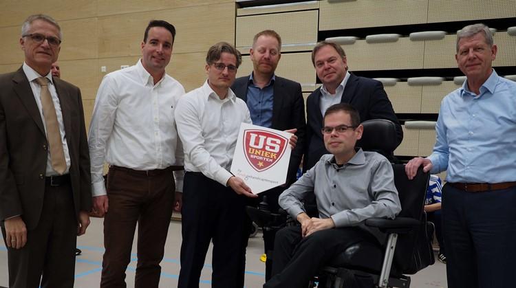 Regio Alkmaar sluit zich aan bij platform gehandicaptensport 'Uniek Sporten' afbeelding nieuwsbericht