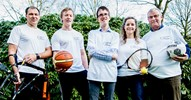 Afbeelding Ambassadeurs Gelderland sport onbeperkt vragen aandacht voor aangepast sporten