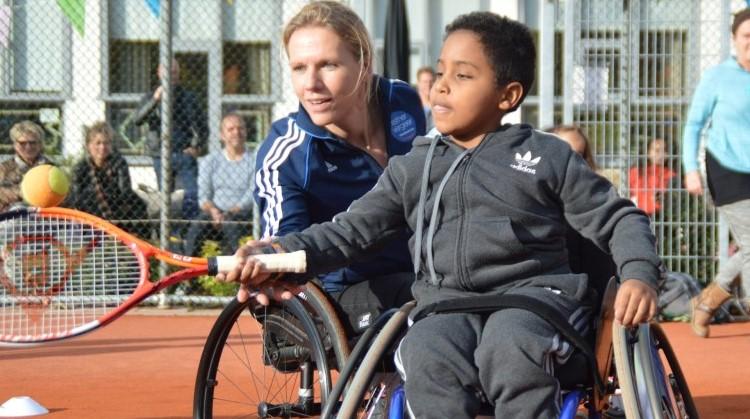 Op zoek naar (rolstoel)tennis in Amsterdam? afbeelding nieuwsbericht