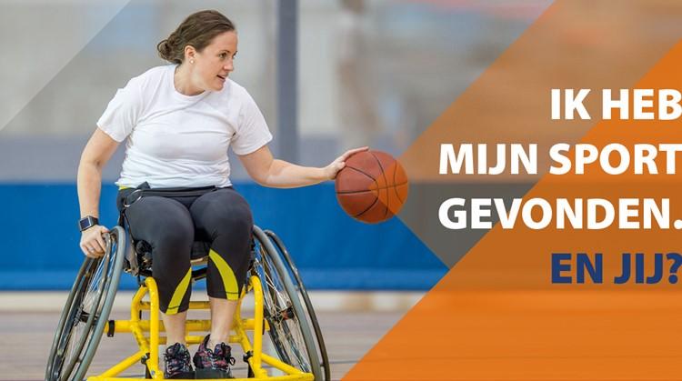 Beweeg online mee met SportID Nieuwegein afbeelding nieuwsbericht