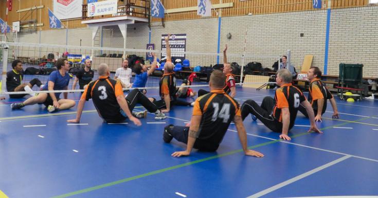 Open training zitvolleybal VV Amsterdam op 24 maart afbeelding nieuwsbericht