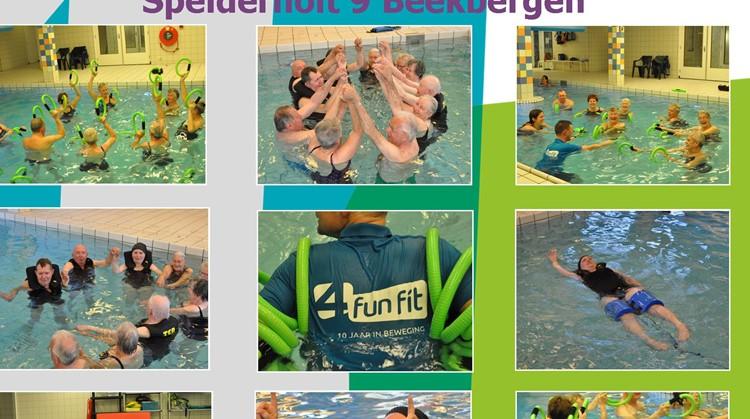Zwemgroep NAH zoekte nieuwe leden afbeelding nieuwsbericht