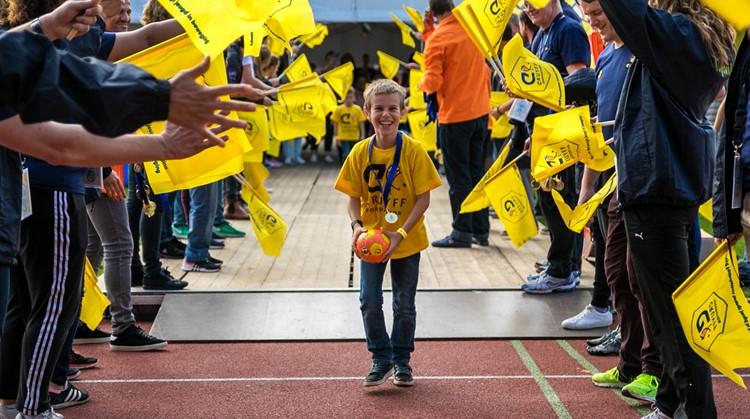 Open dag van de Johan Cruyff Foundation afbeelding nieuwsbericht