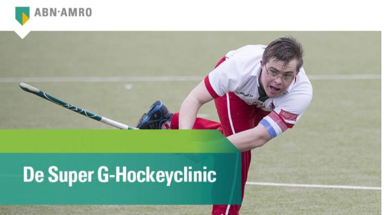 Super G Hockeyclinic - Almere afbeelding nieuwsbericht