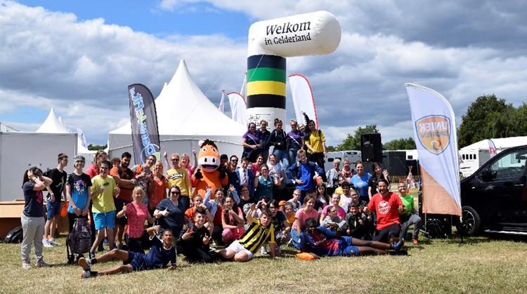 Fotorapportage van Outdoor Gelderland Sport Onbeperkt: een unieke beleving voor leerlingen van Het Prisma! afbeelding nieuwsbericht