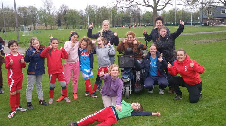 Sportbende van Amsterdam zoekt nieuwe leden voor versterking! afbeelding nieuwsbericht