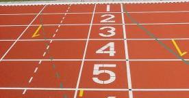 Atletiek clinic in het Olympisch Stadion afbeelding nieuwsbericht