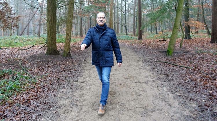 """Willem (59) kreeg een beroerte: """"Ik wil actief mee blijven doen"""" afbeelding nieuwsbericht"""