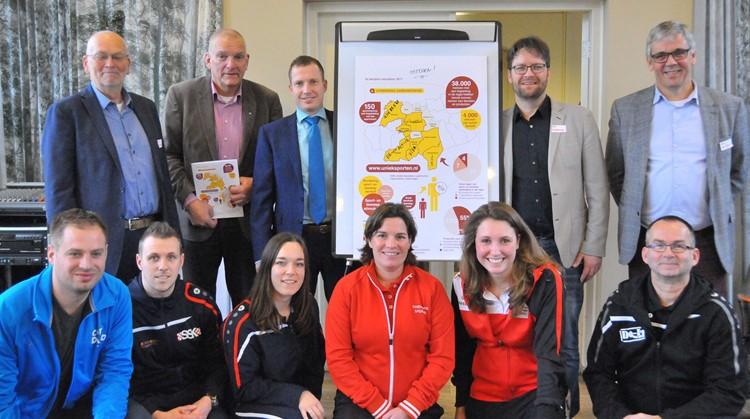 Nieuw sportloket in de regio Eindhoven en Uniek Sporten van start afbeelding nieuwsbericht