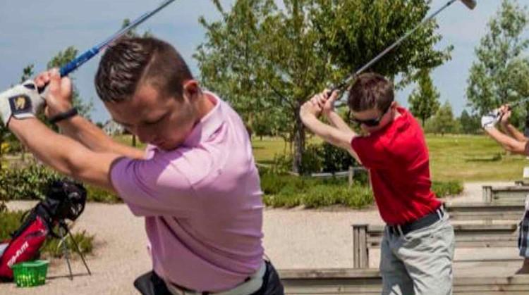 Golfles voor mensen met hersenletsel op 9 juni 2018?! afbeelding nieuwsbericht