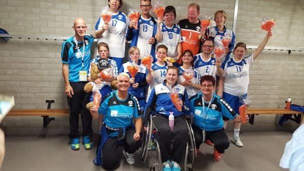 NK G-handbal bij Westfriesland SEW afbeelding nieuwsbericht