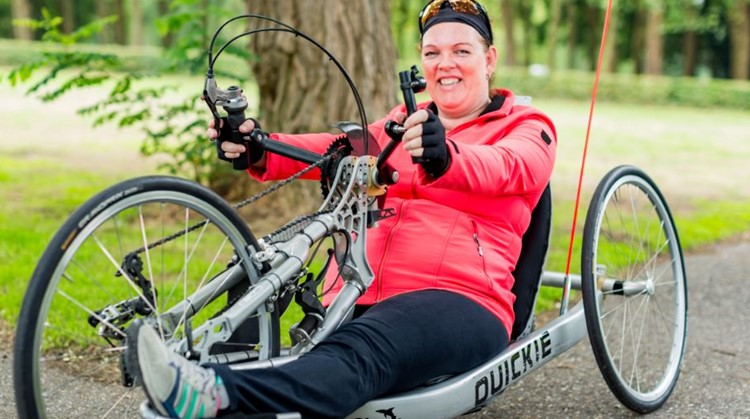 Tourclub Waalwijk zoekt handbikers! afbeelding nieuwsbericht