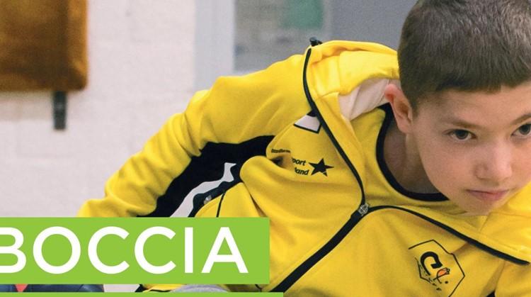 Na succesvolle try outs: nu ook trainingen Boccia in Benschop afbeelding nieuwsbericht