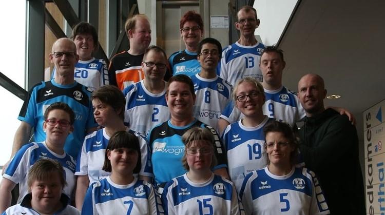 Piet Swart / Hulst Albert Heijn G-Handbaltoernooi afbeelding nieuwsbericht