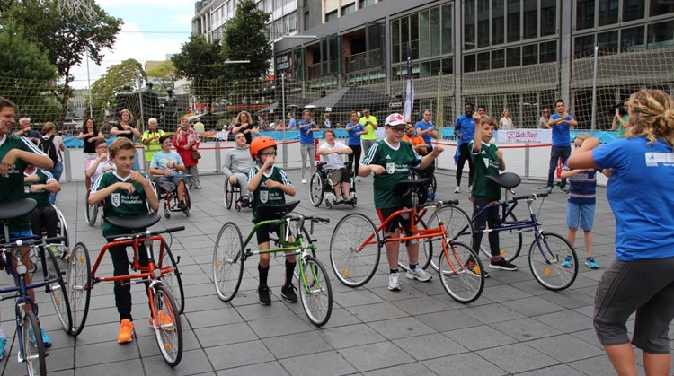 5 jaar Rotterdam Sport op Maat: de resultaten op een rij afbeelding nieuwsbericht
