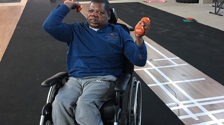 Open trainingen gewichtheffen voor mensen met een beperking afbeelding nieuwsbericht