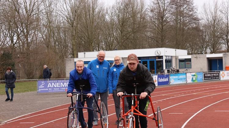 Trainers voor de LB-groep van AV Zuidwal in Huizen gezocht! afbeelding nieuwsbericht