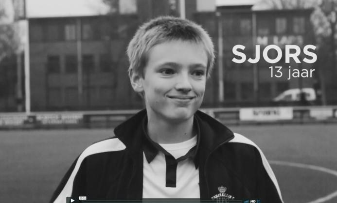 Omdat (je) het kan: Sjors heeft autisme en voetbal bij Kon. HFC in Haarlem afbeelding nieuwsbericht